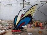 模擬蝴蝶雕塑製作廠家,向雷雕塑,品質之選