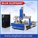 藍象1530大型木模異形曲面立體四軸木工雕刻機價格,主軸擺動,增加旋轉軸,臺灣新代控制,雕刻精準,運行平穩