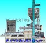 章丘海源大型浮性魚飼料膨化機4-5噸