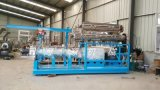 PHJ120S雙螺桿溼法寵物飼料膨化機2-3噸