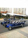 15人移動腳踏休閒觀光酒吧車