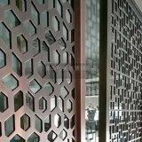 專業訂製 鈦金不鏽鋼酒店隔斷屏風 客廳屏風 家居屏風