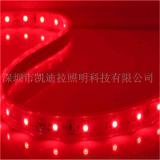 LED燈帶 3528紅光帖片 60燈每米 裸板不防水 廠家直銷。