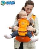 嗨皮熊寶寶用品多功能防水加厚腰凳全棉透氣面料雙肩透氣嬰兒腰帶 SGS認證企業母嬰用品