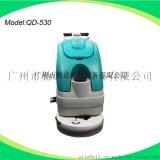 廣州廠家自銷電瓶式洗地機手推式洗地車地面清洗機全自動洗地機