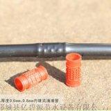 16直徑0.8壁厚30間距內鑲圓柱滴灌管 農業節水微灌管