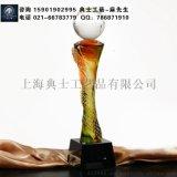 上海琉璃獎盃批發,員工榮譽獎品,銷售精英獎盃,企業老員工感謝紀念品,答謝會紀念品