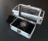 五格表盒收納盒三格手錶箱收納箱鋁箱彩色鋁箱