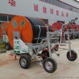 【產品熱銷】JP75/200型絞盤式噴灌機,農田大面積噴灌、澆地