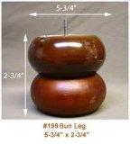木沙髮腳(BUN-1)