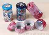 廠家直銷馬口鐵三層可愛存錢罐,餅乾糖果盒