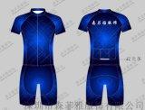 加工定製鐵三連體服防紫外線速乾透氣鐵人三項服