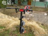 品質保證汽油式植樹挖坑機 用於果園植樹和施有機肥挖坑專用