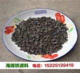 天津海綿鐵濾料市場價格