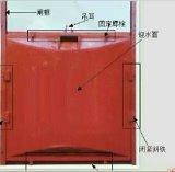 內蒙嘉峪關生產PGZ平面拱形鑄鐵閘門,平面鑄鐵閘門尺寸,平面鑄鐵閘門重量,崇鵬靠譜