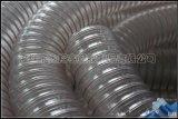 PU鋼絲軟管,耐磨聚氨脂吸塵管,伸縮管