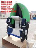 單人釣魚船皮筏艇專業路亞船摺疊氣墊船PVC橡皮艇充氣釣魚船