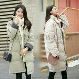 韓版時尚棉衣外套