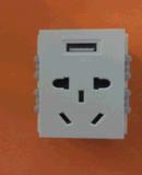 128系列地面插座功能件開關插座