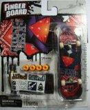 塑料玩具,吸卡手指滑板,DIY手指滑板(ODDO-07)
