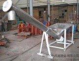 高溫物料垂直上料 飼料螺旋輸送機性能 不鏽鋼喂料設備