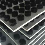 廠家直供木板刷,尼龍絲不鏽鋼絲板刷,PVC板毛刷條,毛刷板刷