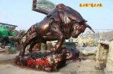 廠家直銷玻璃鋼牛雕塑,價格優惠,可定製