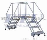 ETU易梯優,移動式跨越平臺梯 雙向作業平臺梯