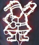 單面窗戶燈(聖誕老人)
