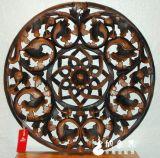 圓形鏤空雕花板 - 1
