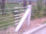 湖南纜索護欄廠家、鋼絲繩護欄、纜索防撞護欄