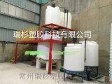 山東瑞杉科技提供10噸混凝土減水劑生產設備
