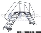 ETU易梯優|雙通道平臺梯|雙面平臺梯|橋式跨梯|可兩側攀爬