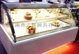 鄭州蛋糕櫃廠家_蛋糕展示櫃定製