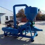 水泥裝車氣力吸糧機圖片,散糧食自吸式氣力輸送機 羅茨風機吸糧機型號