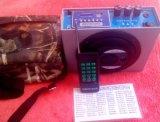 無線遙控電煤播放器-擴音機