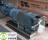 天田泵業TR系列凸輪轉子泵