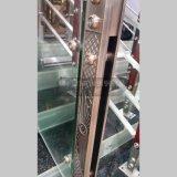 定製 酒店歐式風格不鏽鋼拉手  玻璃門不鏽鋼拉手 耐氧化 耐腐蝕