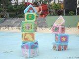 山西玻璃鋼兒童水上樂園設備,玻璃鋼兒童戲水設備,玻璃鋼兒童戲水設備