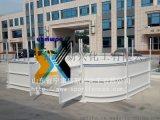 山東新興專業生產冰球場圍欄聚乙烯圍擋
