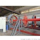 山東鑽孔樁鋼筋籠成型機 全自動鋼筋籠成型設備