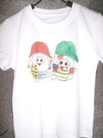 儿童手绘t恤图案设计