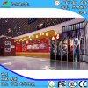P2.5超薄LED鏡子屏服裝店餐廳立式移動LED展架海報電子易拉寶顯示屏華信通
