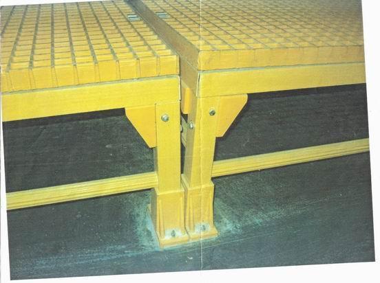 滤栅   石油工业:海上石油平台   纺织厂:代替金属格栅,木质平台并