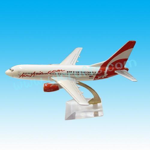 飞机模型(亚洲航空b737-300)