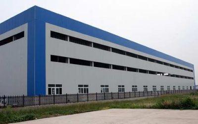 结构建筑广泛用於医药,化工,食品,电子,机械等行业的大跨度厂房,仓库