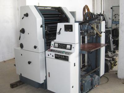 单色印刷机_六开单色印刷机