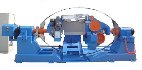 高速束丝机主轴结构部分从选材,加工到动平衡测试都采用高精密技术