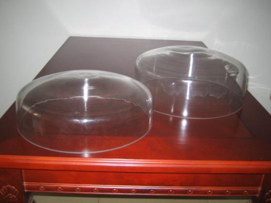 微调机玻璃钟罩图片