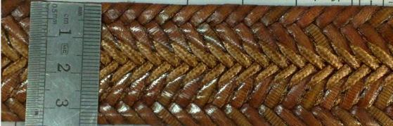 种织法的草席和手工编织带